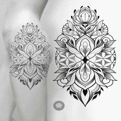 ile kosztuje mały tatuaż