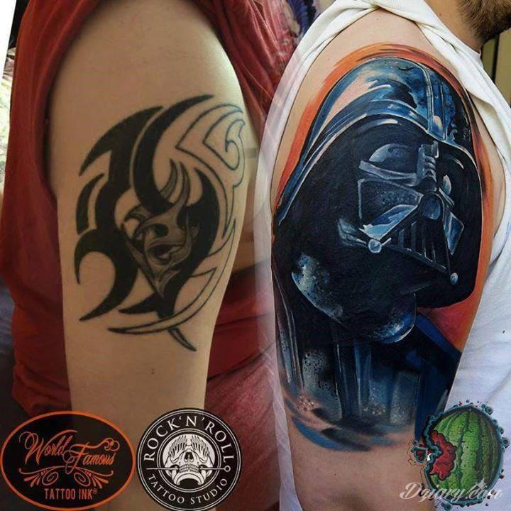 usuwanie tatuażu efekty