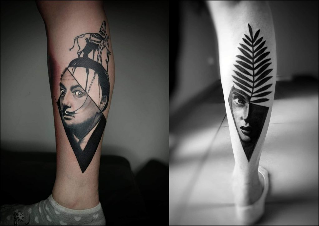 Tatuaż 3 miejsce w kategorii Future Star