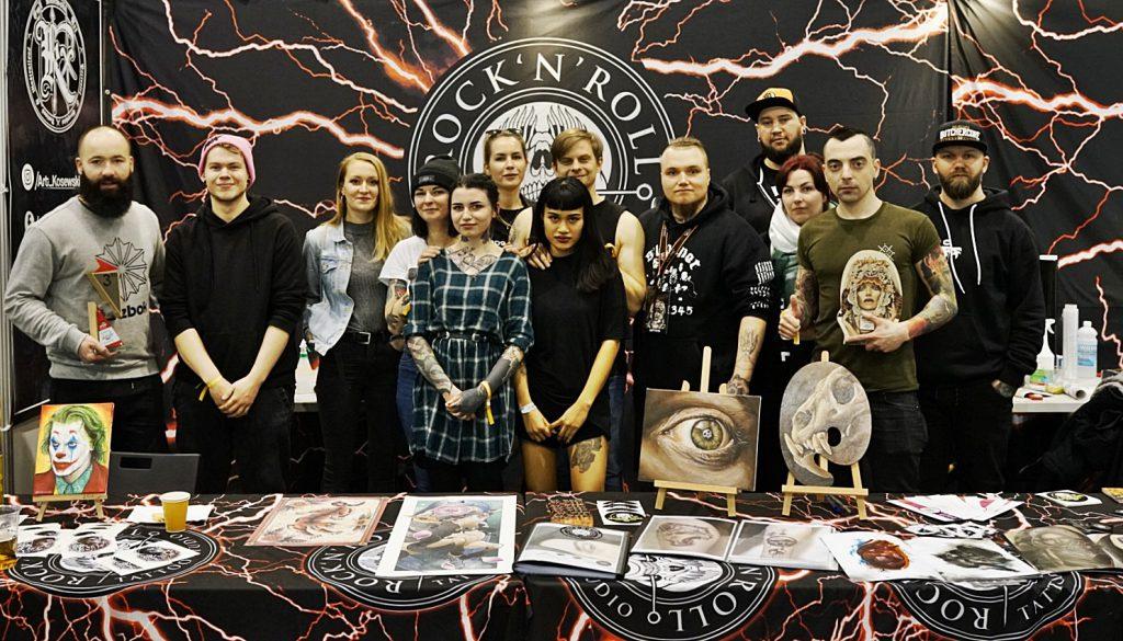Ekipa Rock N Roll Tattoo
