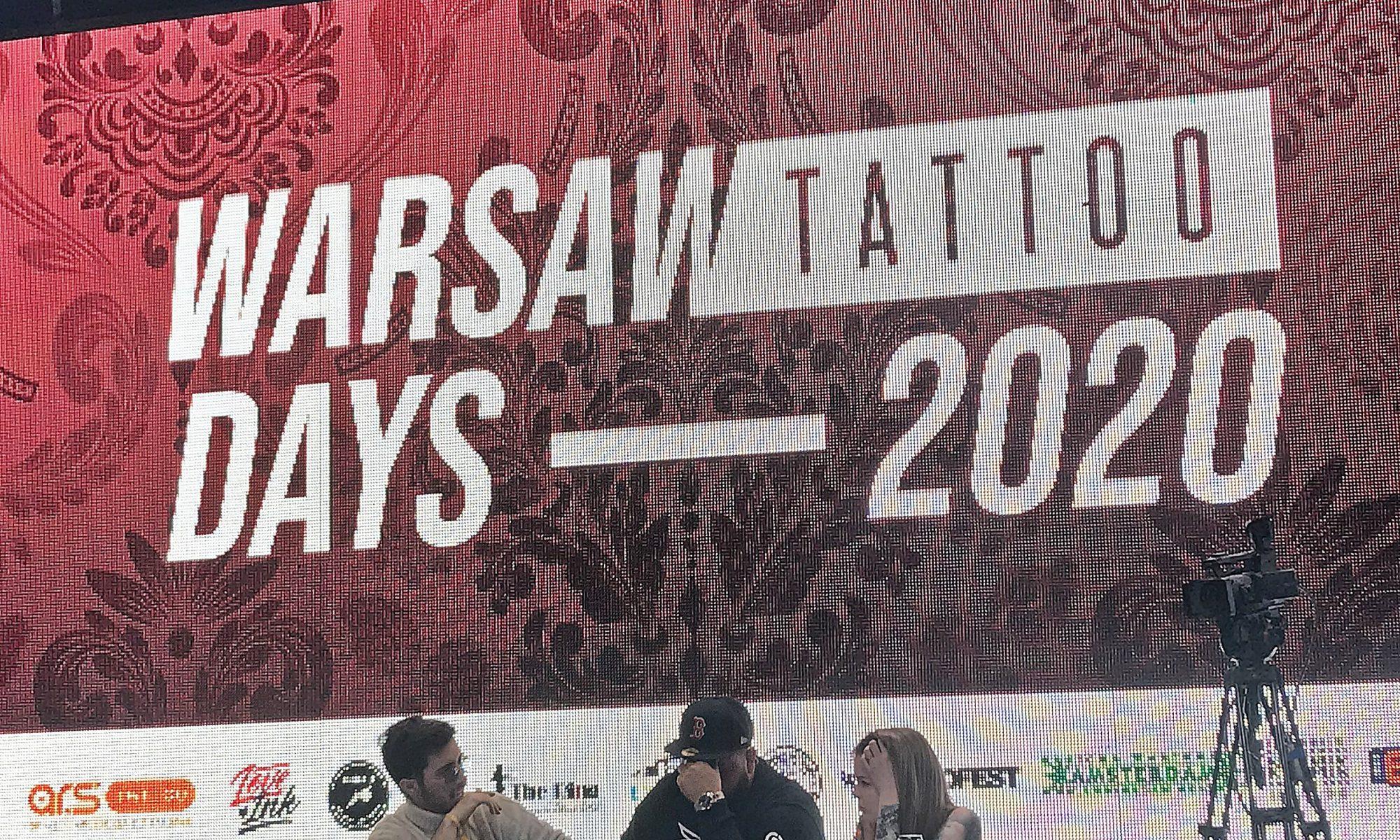 Warsaw Tattoo Days 2020