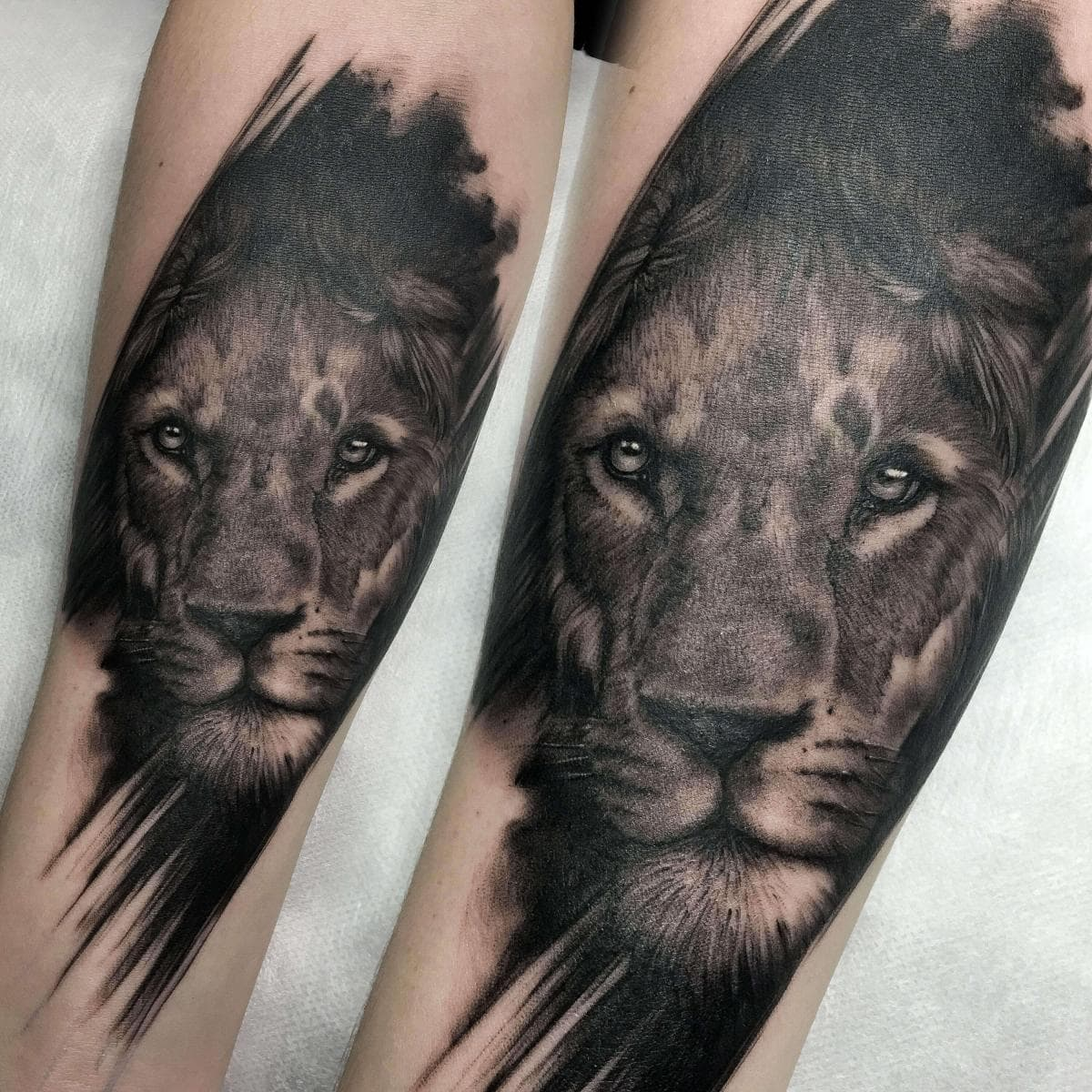 Tatuaż lew - znaczenie i symbolika
