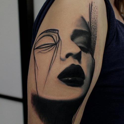 style tatuaży