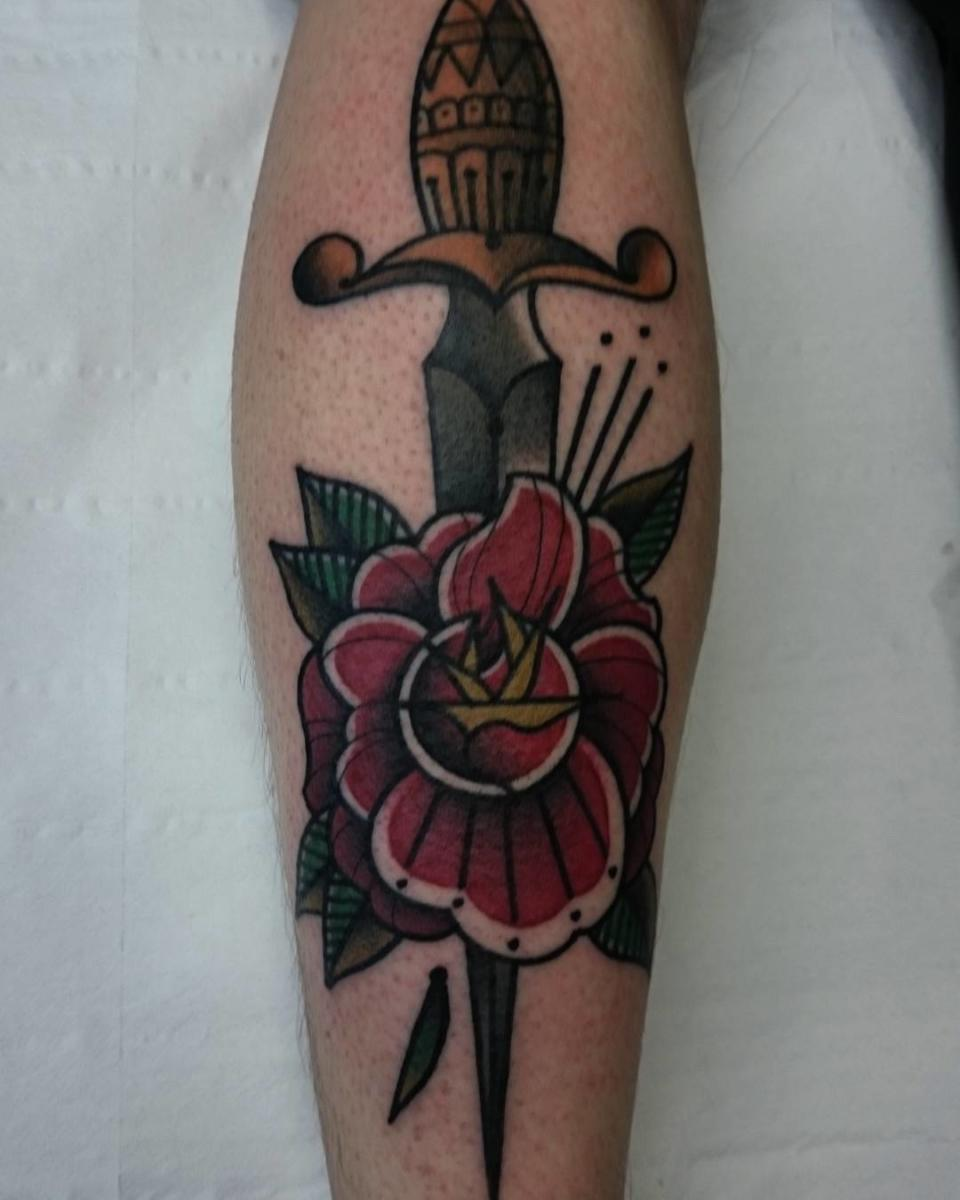 Tatuaż Tradycyjny I Neotradycyjny Rocknroll Tattoos