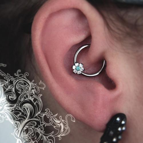 Daith Piercing Body Piercing By Martin Radziun 2